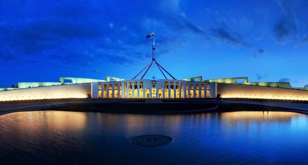 03_Parliament_House_Canberra_Dusk_Panorama